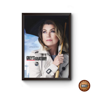 Poster Exclusivo – Grey's Anatomy – Season 13 – 21×30