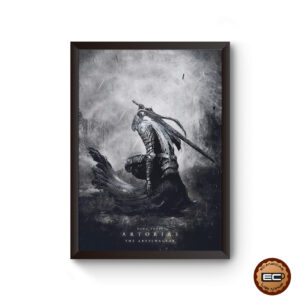 Poster Exclusivo – Dark Souls – Artorias 21 x 30 cm