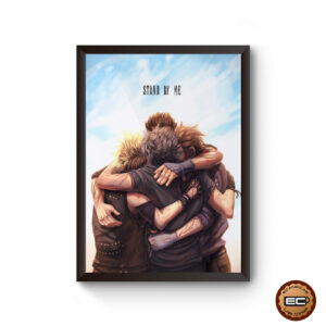Poster Exclusivo – Final Fantasy XV – Stand By  Me – 21 x 30