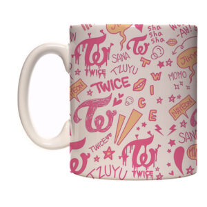 Caneca Exclusiva – K-Pop – Twice
