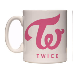 Caneca Exclusiva – K-Pop – Twice Pink
