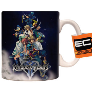 Caneca Exclusiva – Kingdom Hearts – Characters