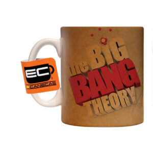 Caneca Exclusiva – The Big Bang Theory – Heroes