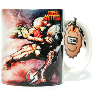 CANECA EXCLUSIVA – METROID – SAMUS