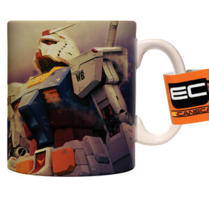 Caneca Exclusiva – Gundam – Mobile Suit