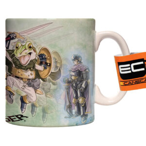 Caneca Exclusiva – Chrono Trigger – Frog