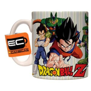 Caneca Exclusiva – Dragon Ball – Characters