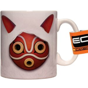 Caneca Exclusiva – Princesa Mononoke – Mask