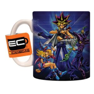Caneca Exclusiva – Yu Gi Oh! – Cards