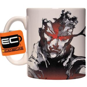 Caneca Exclusiva – Metal Gear Solid – MGS