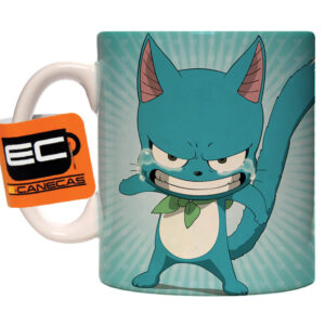 Caneca Exclusiva – Fairy Tail – Happy