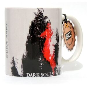 Caneca Exclusiva – Dark – Souls – Black