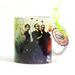 Caneca Exclusiva – Coldplay – Viva la Vida