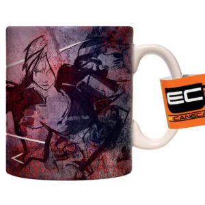 Caneca Exclusiva – Full Metal Alchemist – Red Stone