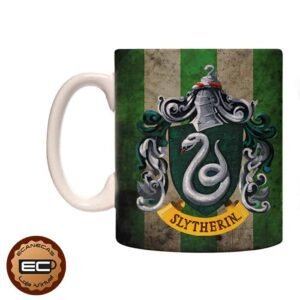 Caneca Exclusiva – Harry Potter – Sonserina