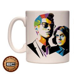 Caneca Exclusiva – Artic Monkeys – Artic