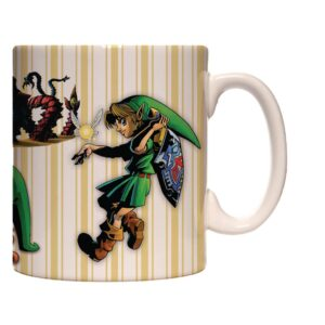Caneca Exclusiva – The Legend of Zelda – Majora's Mask