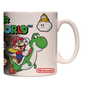 Caneca Exclusiva – Mario Bros – Boo
