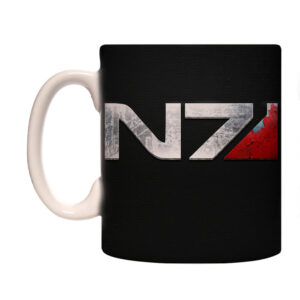 Caneca Exclusiva – Mass Effect – N7