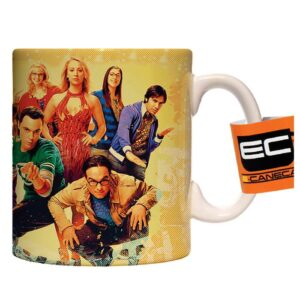 Caneca Exclusiva – The Big Bang Theory – Big Bang