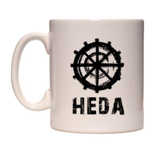 Caneca Exclusiva – The 100 – Heda