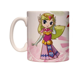 Caneca Exclusiva – The Legend of Zelda – Princess Zelda