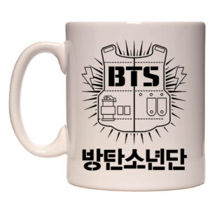 Caneca Exclusiva – K-Pop – BTS
