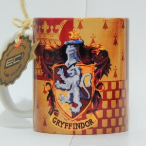 Caneca Exclusiva – Harry Potter – Grifinória