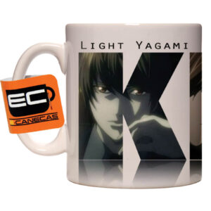 Caneca Exclusiva – Death Note – Light Yagami Kira