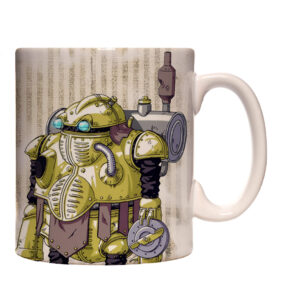 Caneca Exclusiva – Chrono Trigger – Robo