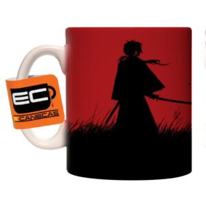 Caneca Exclusiva – Samurai X – Shinta