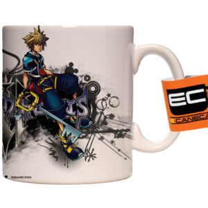 Caneca Exclusiva – Kingdom Hearts – Sora