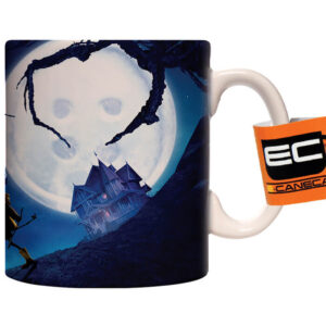 Caneca Exclusiva – Coraline – Night Sky