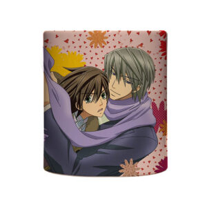 Caneca Exclusiva – Junjou Romantica – Romantic Hearts