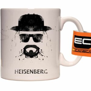 Caneca Exclusiva – Breaking Bad – BRBA