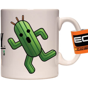 Caneca Exclusiva – Final Fantasy – Cactuar Lovers