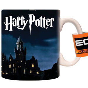 Caneca Exclusiva – Harry Potter – Escola da Magia