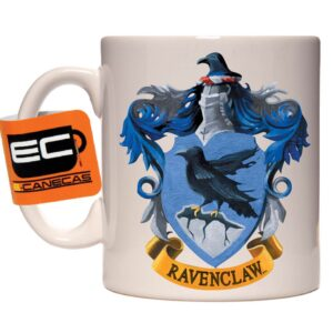 Caneca Exclusiva – Harry Potter – Corvinal Brasão