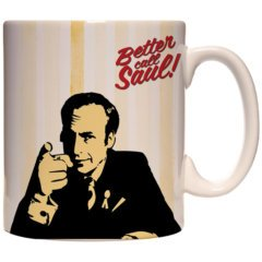 Caneca Exclusiva – Better Call Saul – Saul Goodman