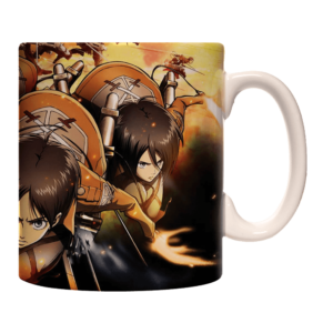 Caneca Exclusiva – Shingeki no Kyojin – Attack on Titan