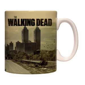 Caneca Exclusiva – The Walking Dead – Zombie City