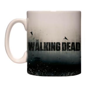 Caneca Exclusiva – The Walking Dead – Prisão