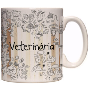 Caneca Exclusiva – Veterinaria