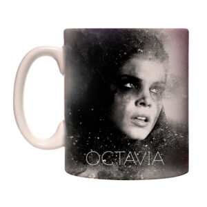 Caneca Exclusiva – The 100 – Octavia Blake