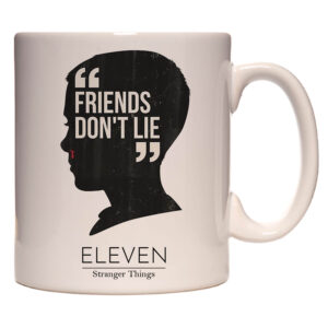 Caneca – Stranger Things – Eleven