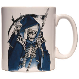 Caneca Exclusiva – Castlevania – Death